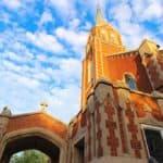 IEI General Contractors Old St. Joseph Church Project – Exterior