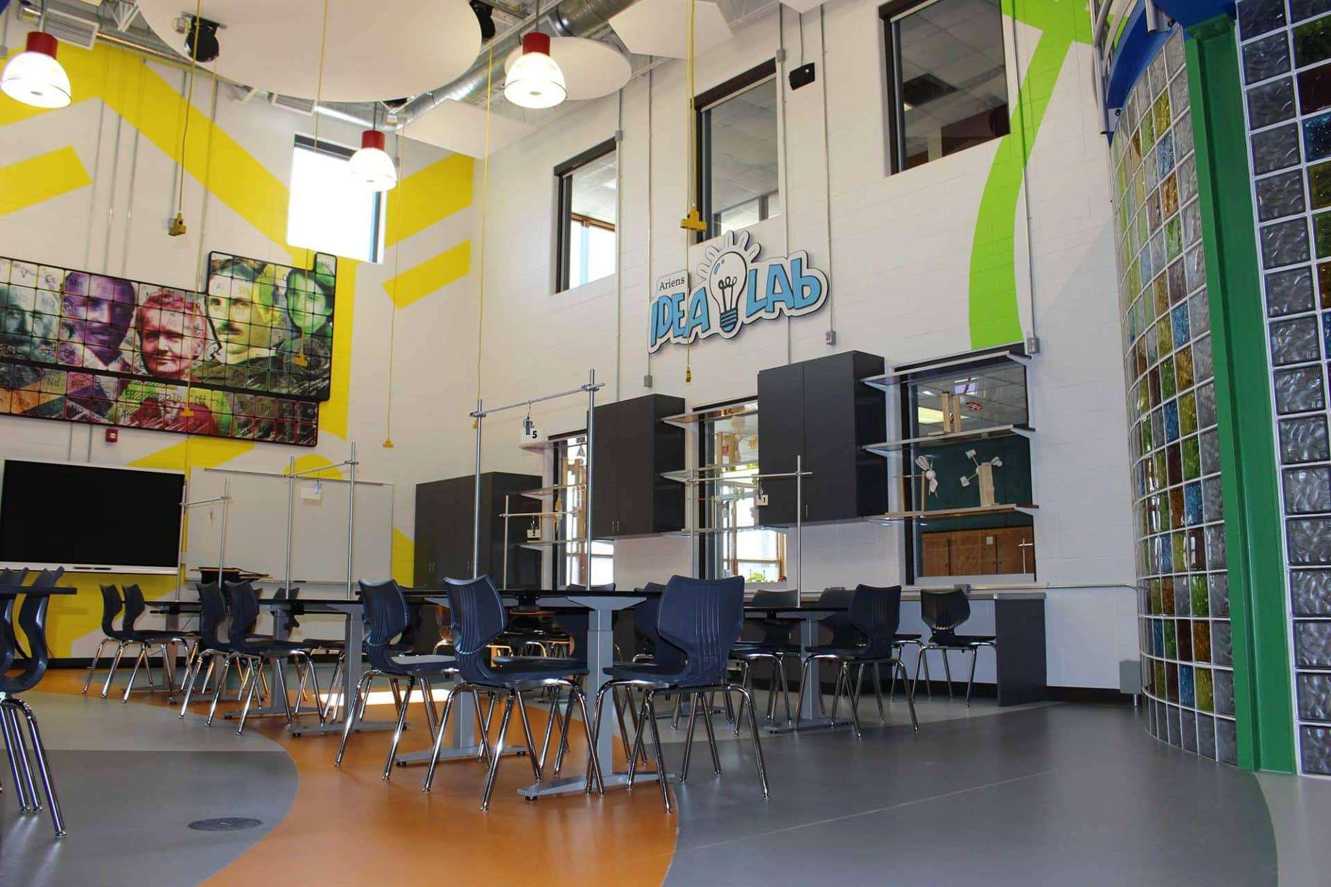 Brillion STEM Learning Lab