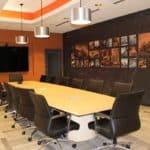 IEI General Contractors Schneider Corporate Building Project – Conference Room