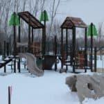 IEI General Contractors Green Bay Head Start School Building Project – Playground
