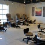 IEI General Contractors Exquisite Threading Project – Salon and Spa Interior