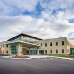IEI General Contractors Bellin Health Marinette Project – Healthcare Center Exterior