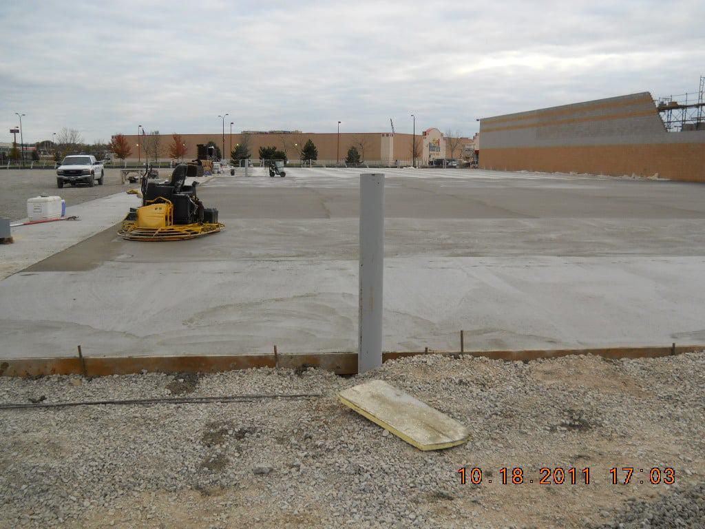 commercial concrete work in Green Bay – IEI General Contractors