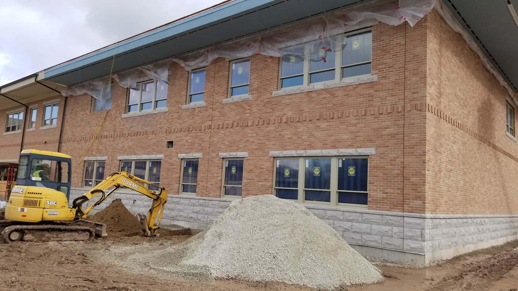 IEI offers versatility among regional school building contractors